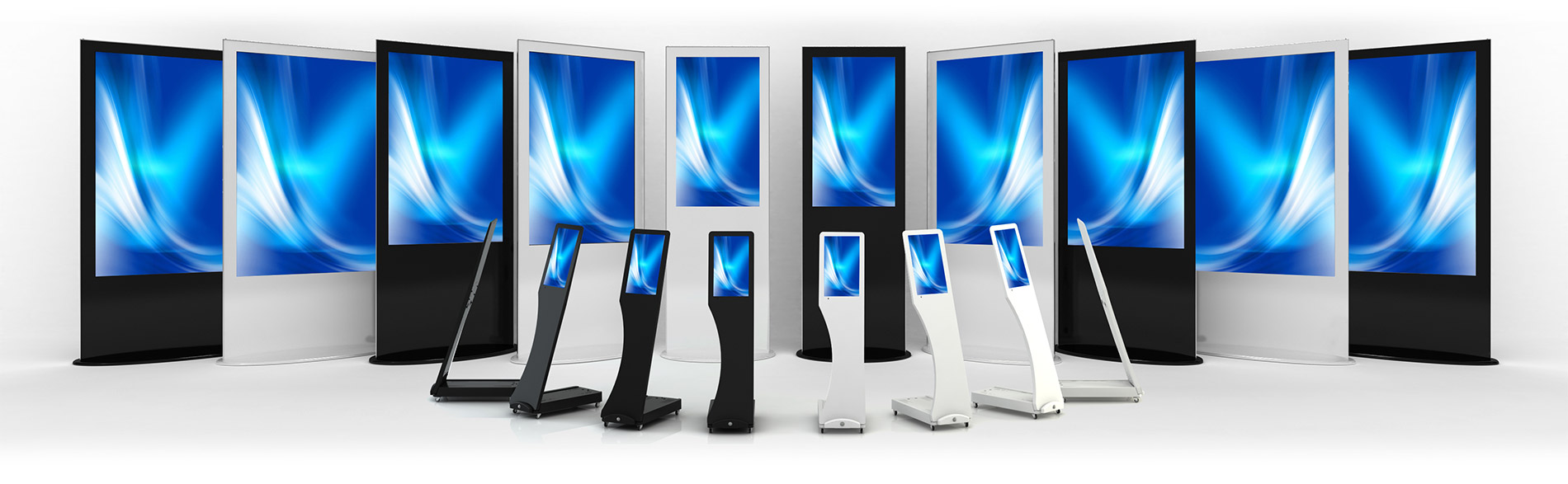 Interactive Digital Kiosks Products