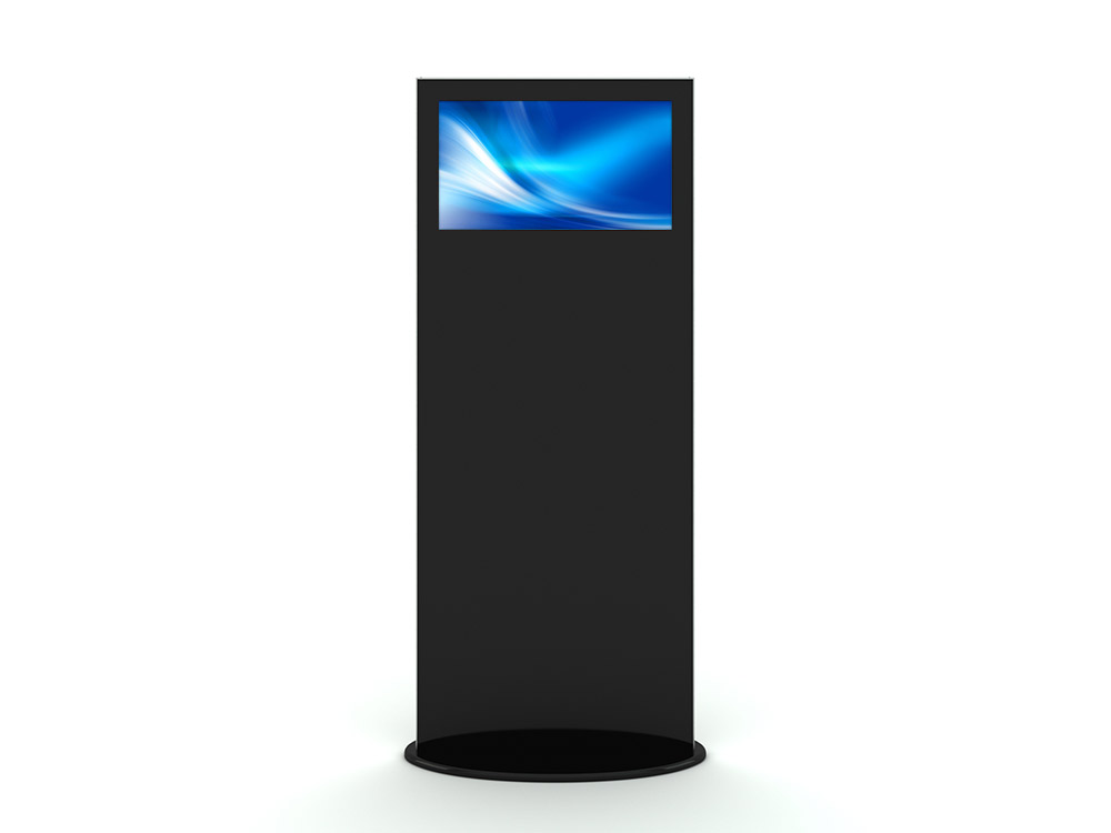 Interactive Digital Kiosks - Lamina 28 black front