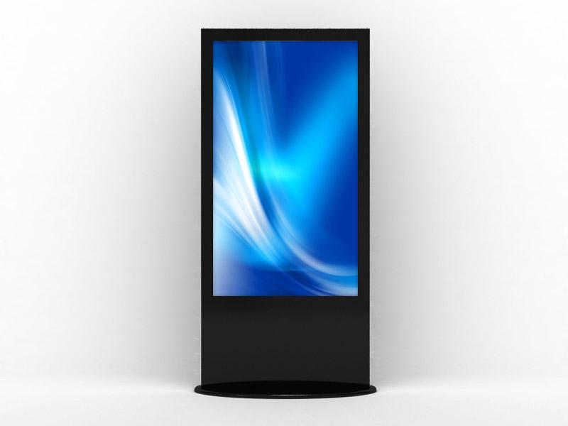 Interactive Digital Kiosks - Lamina 50-58 front view