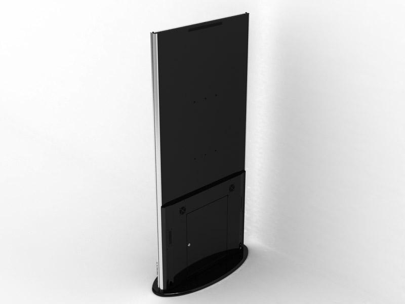 Interactive Digital Kiosks - Lamina 50-58 rear view