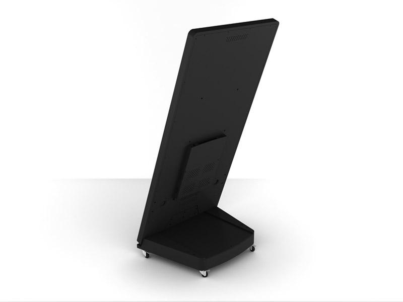 Interactive Digital Kiosks - Sandwich back