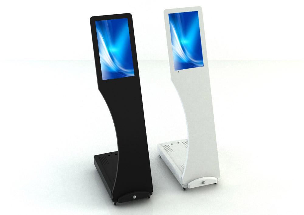 Interactive Digital Kiosks - Signo front
