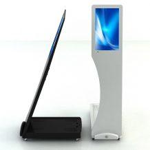Interactive Digital Kiosks - Signo side front