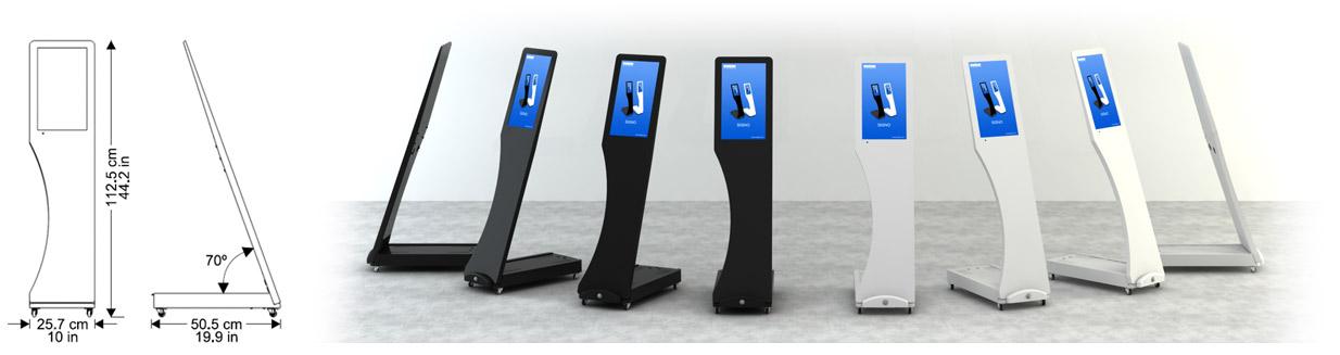 Interactive Digital Kiosks - Signo Specs