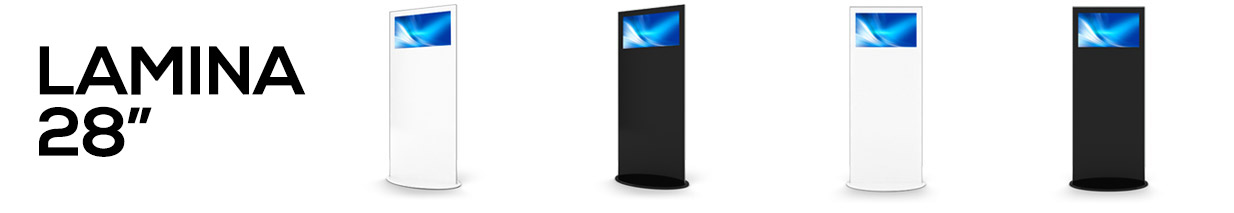 Specs - Interactive Digital Kiosks