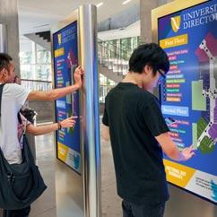 EDUCATION - Interactive-kiosk