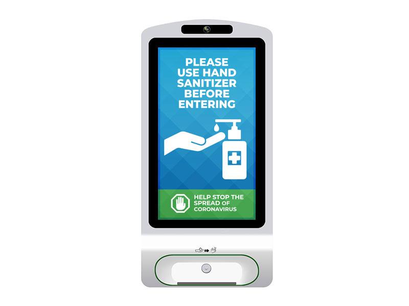 hand sanitizer kiosk gallery 5